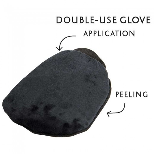 Double use MITT  ( for scrub & application)