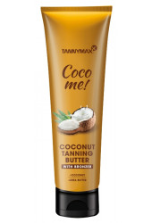 COCONUT Tanning BUTTER + Bronzer  150 ml