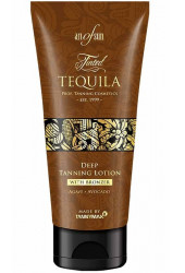 TINTED TEQUILA Deep Tanning Lotion + Bronzer 200 ml