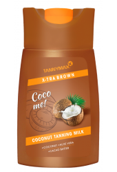 XTRA  Brown Coconut Tanning Milk 200 ml