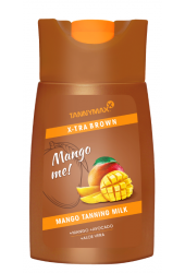 XTRA BROWN Mango Tanning Milk 200 ml