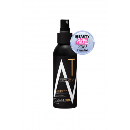 MoroccanTan Instant Dry Tanning OIL 125 ml