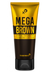 MEGA BROWN Super Intensive TANNING Lotion 200 ml
