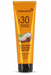 COCONUT Tanning BUTTER  + SPF 30 - 150 ml