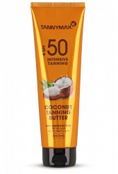 COCONUT Tanning BUTTER  + SPF 50 - 150 ml