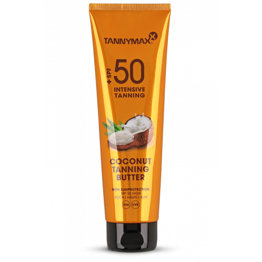 COCONUT Tanning BUTTER  + SPF 50
