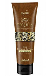 TINTED TEQUILA Deep Tanning Lotion + Bronzer 125 ml