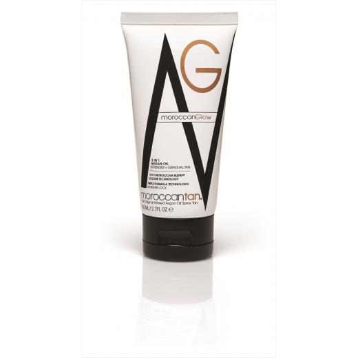 Moroccan Glow Extender + Gradual Tan - 80 ml