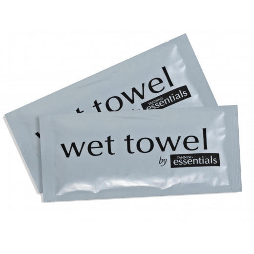 Tan Essentials WET TOWEL  ( 50 pcs/pack )