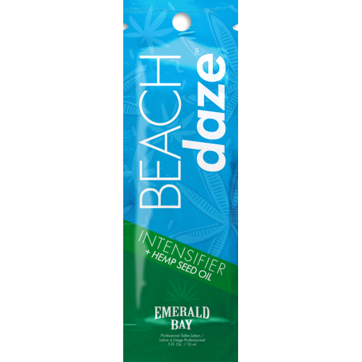EB Beach Daze Intensifier with Hemp Seed Oil 15 ml - 15 ml sachet