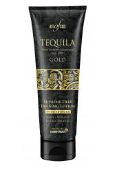 TEQUILA GOLD Supreme Deep Tanning Lotion + Bronzer 125 ml