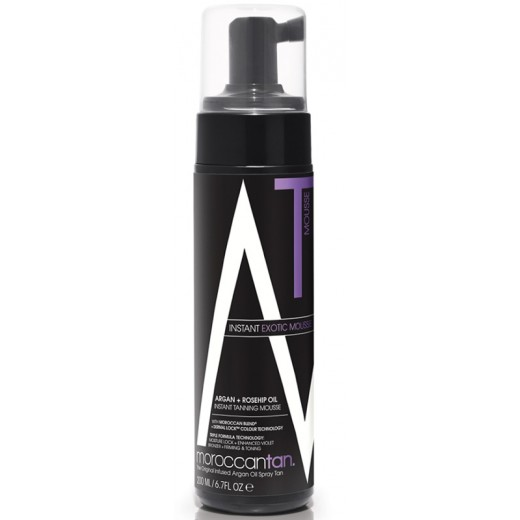 Moroccan Exotic Instant Tanning Mousse - 200 ml