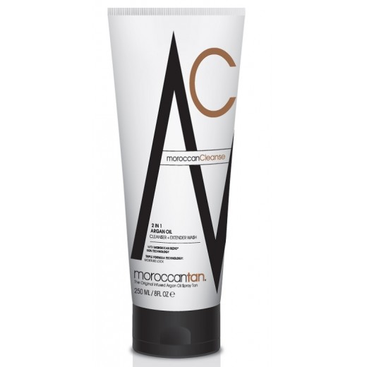 MoroccanTan CLEANSE  Body Wash & Extend 250 ml
