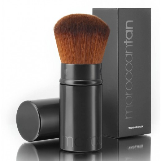 MoroccanTan Finishing Powder BRUSH