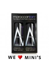 Moroccantan EXOTIC SAMPLE Pack 2 x 125 ml